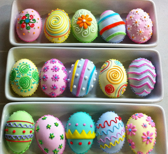 fun ideas to color easter eggs 18