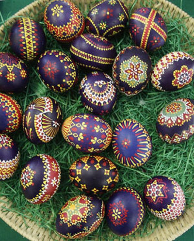 awesome ideas for boho easter decor 3