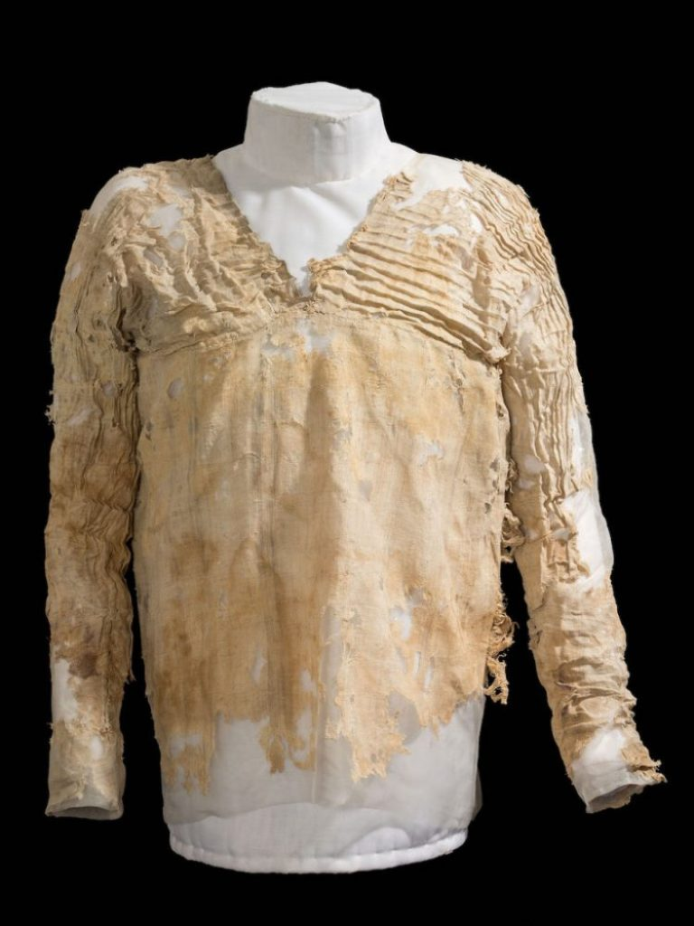 Oldest Objects Ever Found, dress
