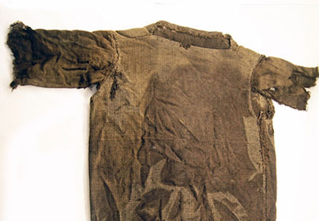 Oldest Objects Ever Found, sweater
