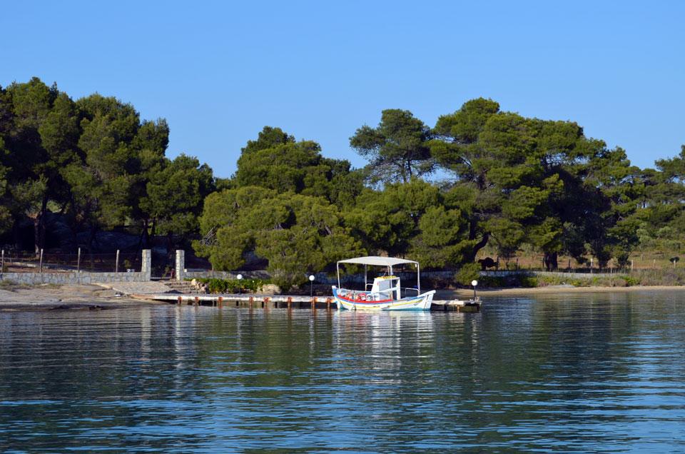 beautiful beach in Halkidiki 13