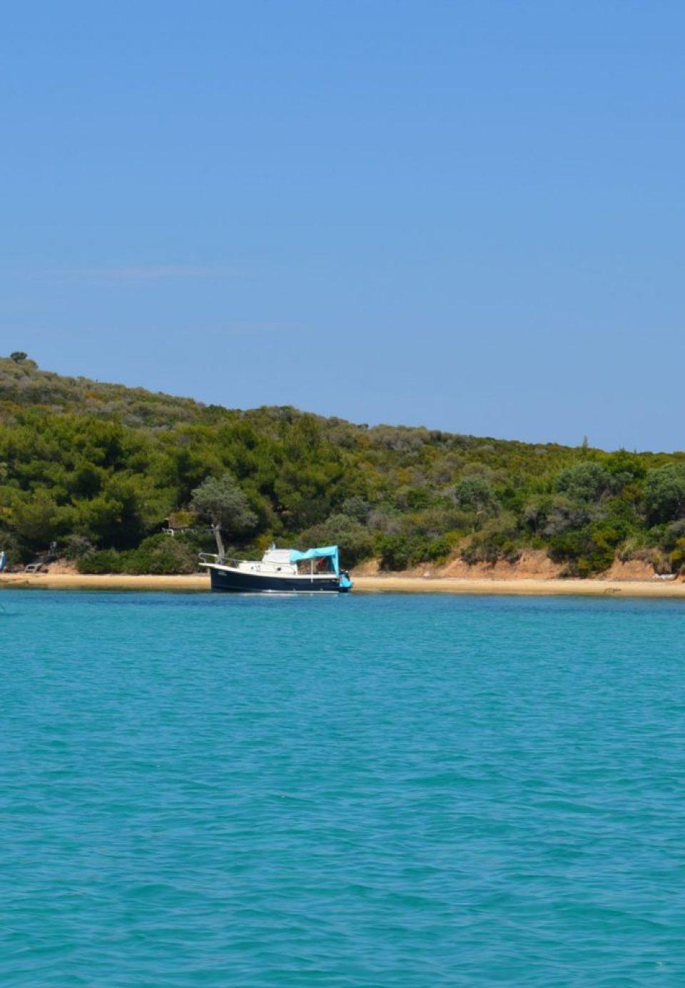 beautiful beach in Halkidiki 16