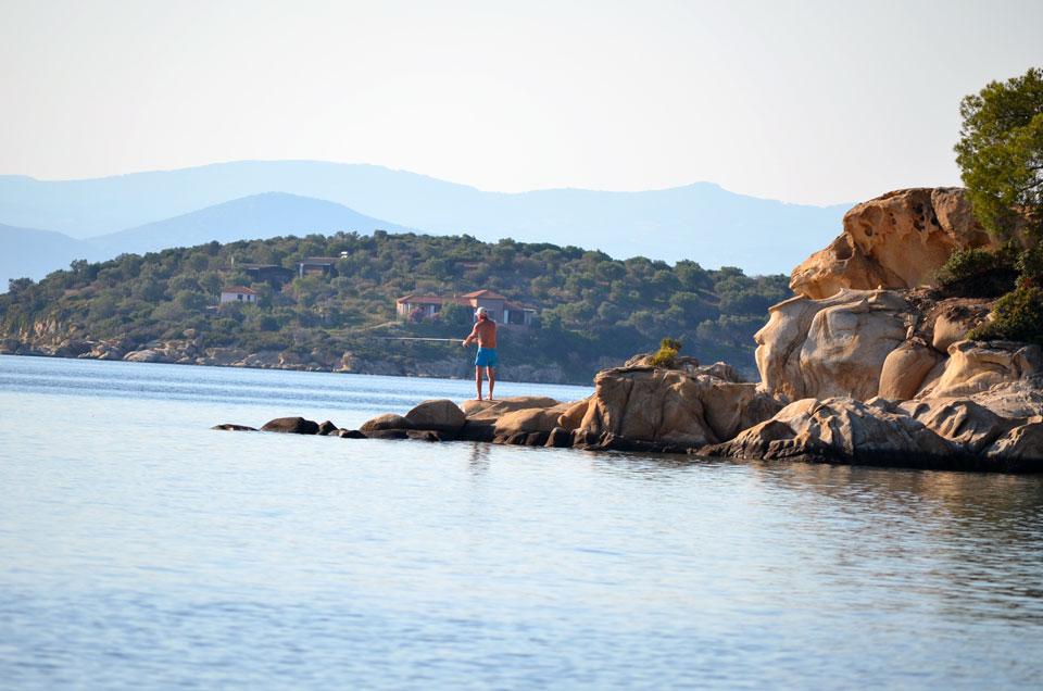 beautiful beach in Halkidiki 6
