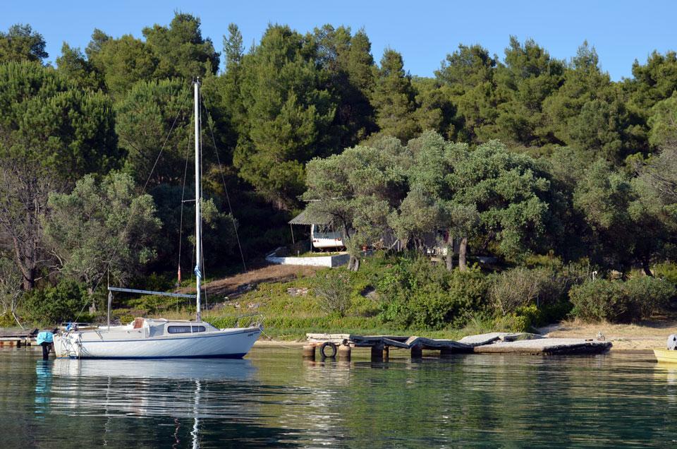 beautiful beach in Halkidiki 8