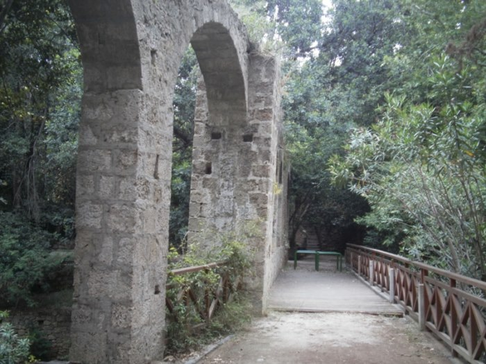 the oldest park, Greece 8