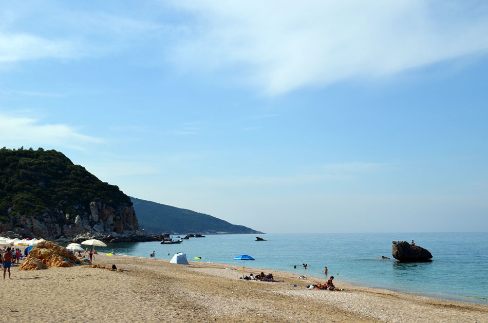 the most popular beaches of Pilio, Potistikon 2