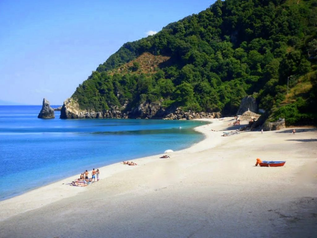 the most popular beaches of Pilio