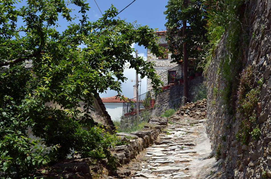 picturesque Greek village, Pilio 7