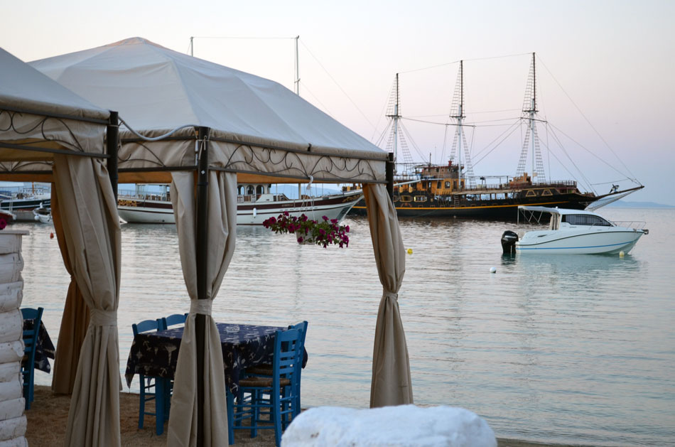 gourmet restaurants in Halkidiki, Aristos 3