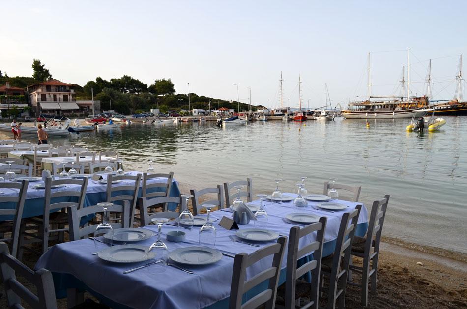 gourmet restaurants in Halkidiki, Aristos 4