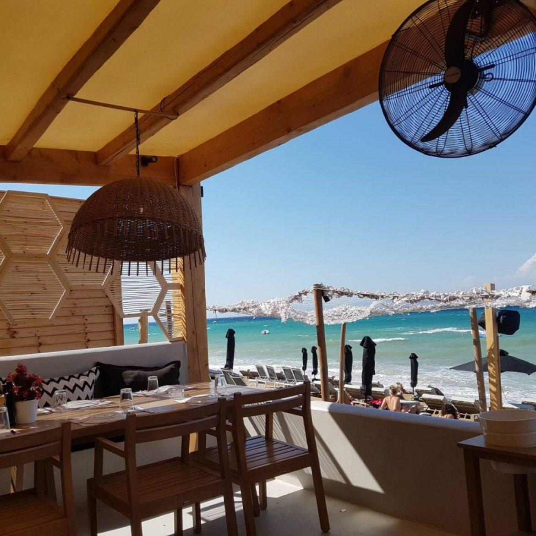 gourmet restaurants in Halkidiki, view Villas