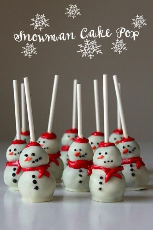Creative snowman recipes for christmas table 4