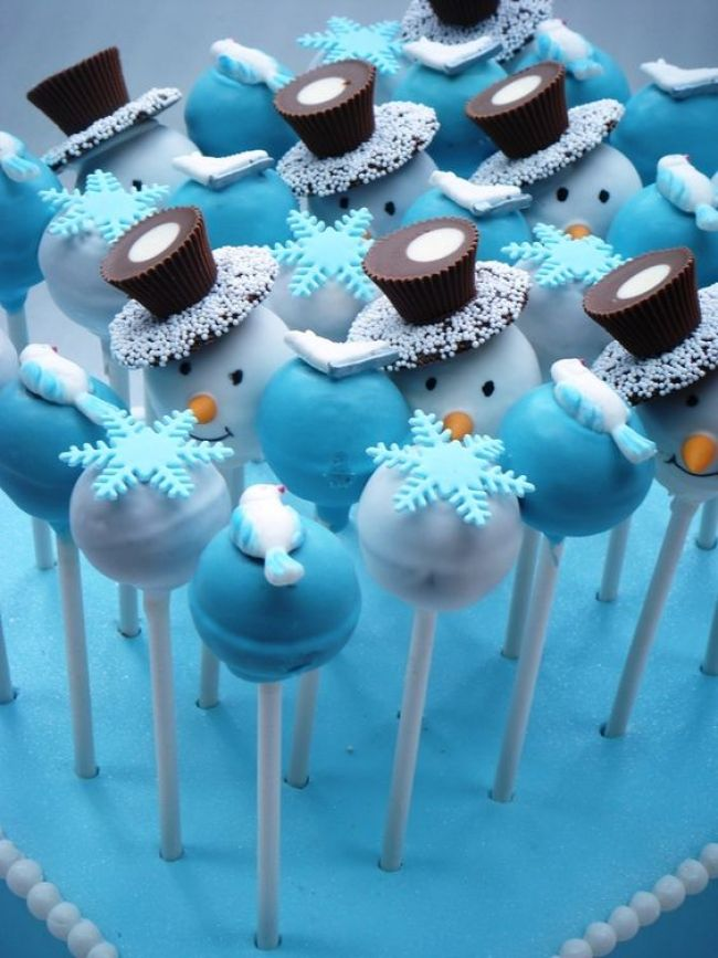 Creative snowman recipes for christmas table 9