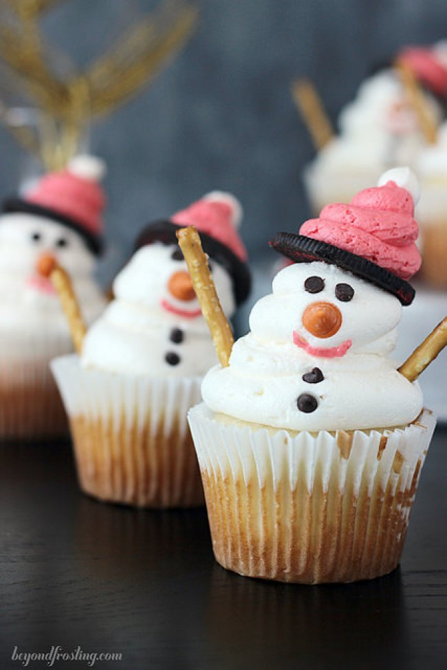 Creative snowman recipes for christmas table 13