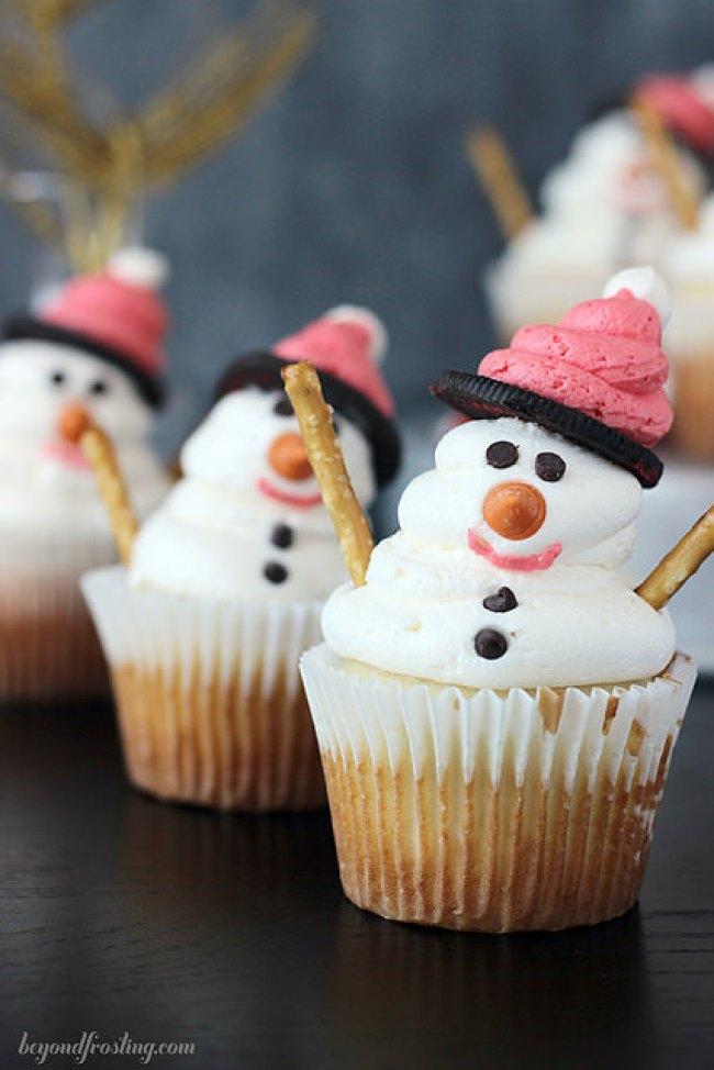 20 adorable snowman treats to make this christmas moco choco creative snowman recipes for christmas table 13 solutioingenieria Images