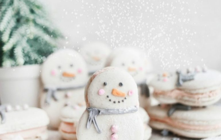 Creative snowman recipes for christmas table 12