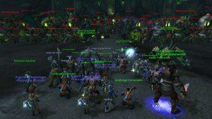 The Legion VS Azeroth!