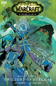 World of Warcraft- Legion - Issue #2