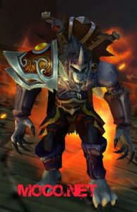 Worgen Warrior Legion