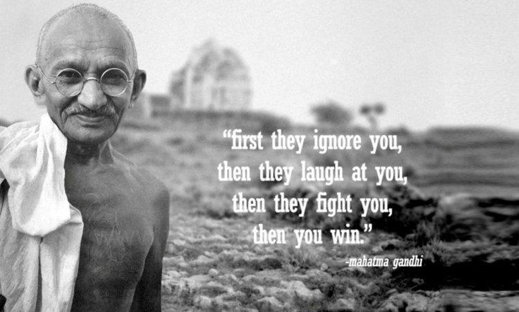 famous quotes of Gandhi 3