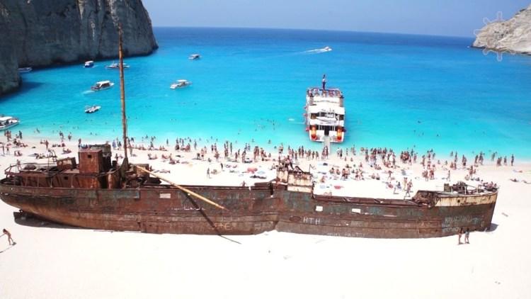 most amazing beaches in Zakynthos