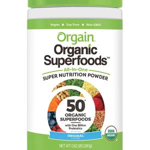 Organic Superfood - Front