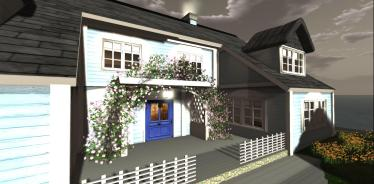 Buy BlueBelle Cottage Online @ The SL Marketplace