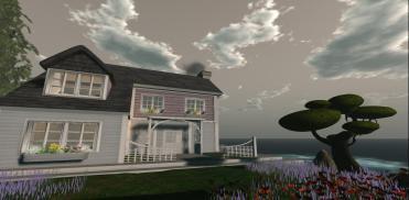 A smaller version of BlueBelle Cottage