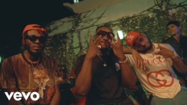 2Sec ft Davido x Peruzzi MY HEAD Video