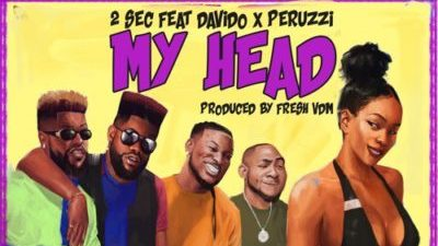 MY HEAD Ft Davido x Peruzzi