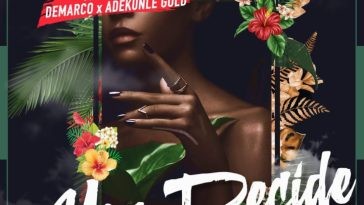 YOU DECIDE Mr Play Ft Adekunle Gold