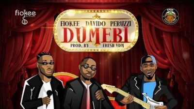 Davido x Peruzzi DUMEBI Mp3 Audio Download