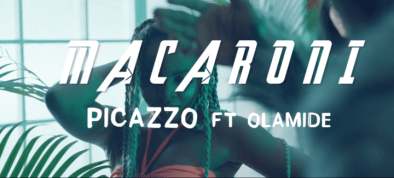 Picazzo Ft Olamide MACARONI Audio + Video Download