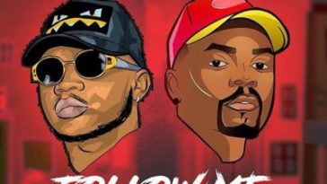 Guccimaneko x Olamide FOLLOW ME MP3