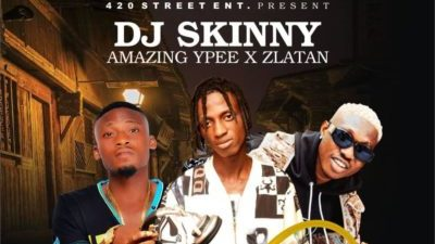 DJ Skinny ft Zlatan x Ypee PELE Mp3 Audio Download