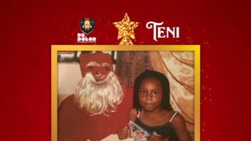 download teni christmas is here audio song