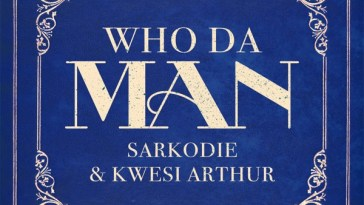Sarkodie WHO DA MAN