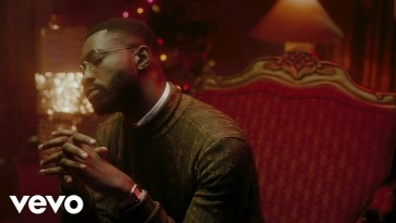 Ric Hassani ALL I WANT FOR CHRISTMAS IS YOU Video