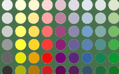 La signification et l'utilisation des couleurs en décoration