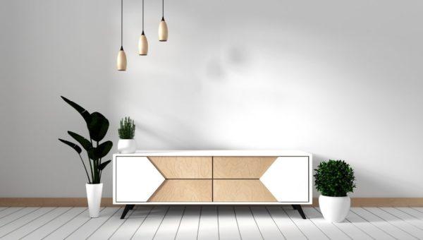 Image qui représente les meubles du style scandinave
