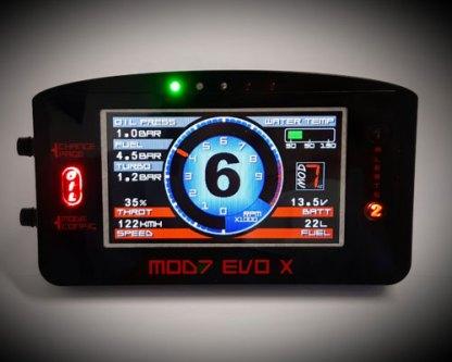 Dashboard EvoXC20