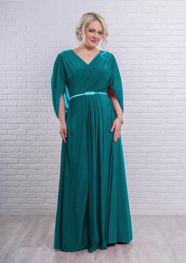 Праздничные платья в пол (макси) больших размеров - купить ...
