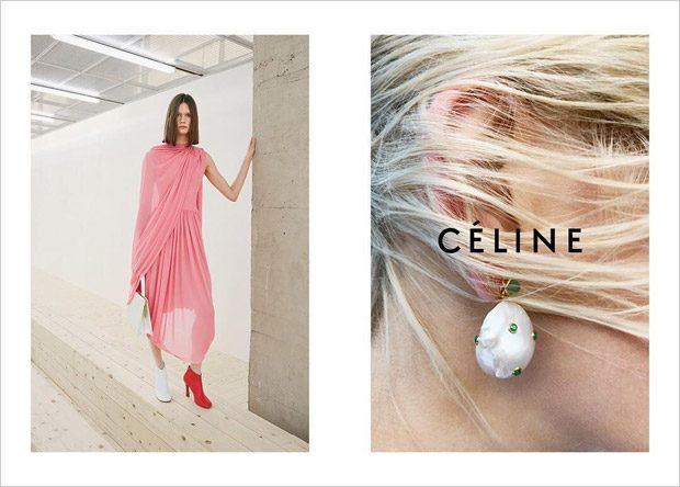 Céline Collezione primavera/estate 2017