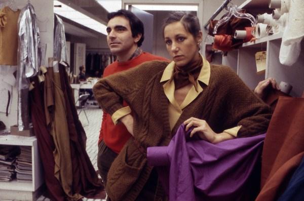 Donna Karan da Anne Klein, 1980