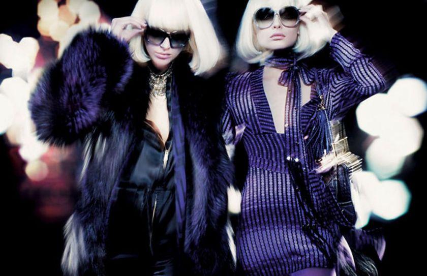 Gucci Campagna pubblicitaria autunno/inverno 2006