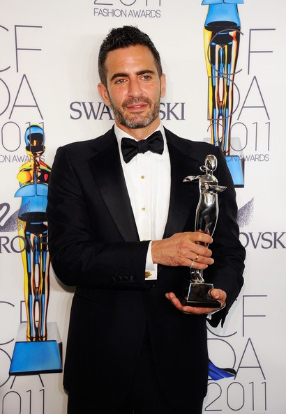 Marc Jacobs, CFDA 2010, Womenswear Designer of the Year