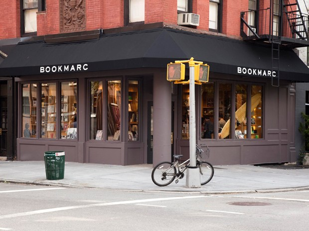 Marc Jacobs Bookmarc store