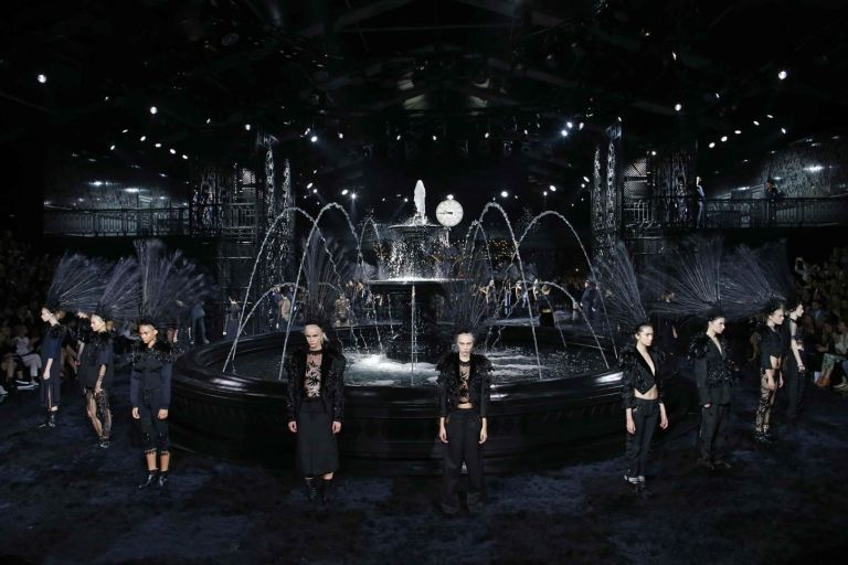 Marc Jacobs Ultimo fashion show Louis Vuitton di Marc Jacobs