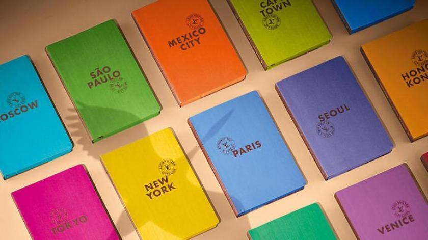 Dizionario della Moda Mame: Louis Vuitton. Le City Guides.