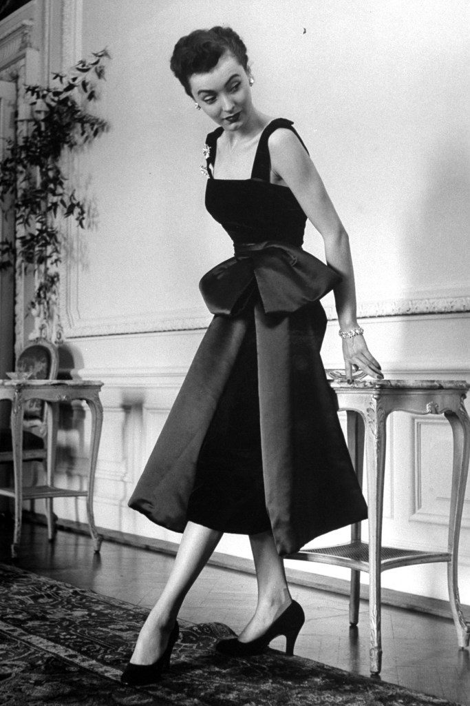 Christian Dior New Look 1946